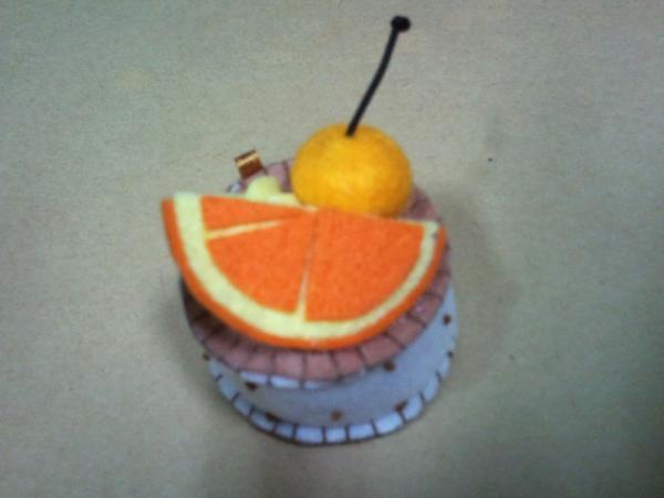 蛋糕飾品-圓型蛋糕