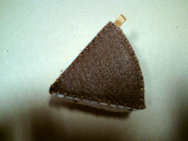 三角蛋糕底座