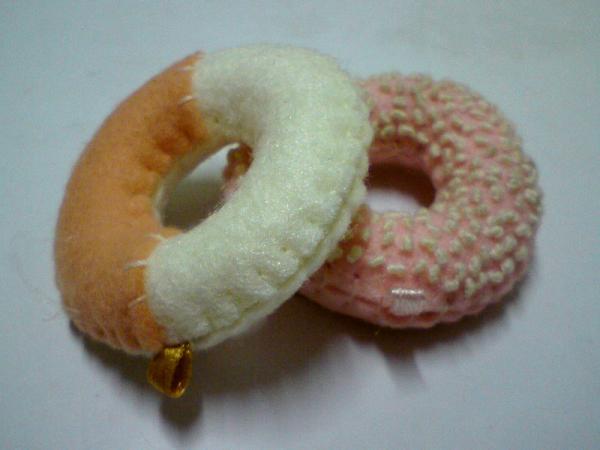 蛋糕飾品-甜甜圈二