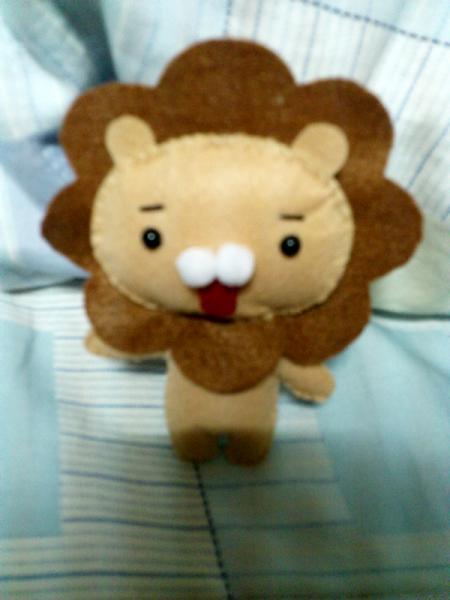 非賣區-獅子