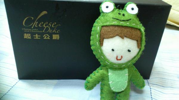 非賣區-青蛙