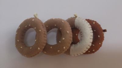 蛋糕飾品-甜甜圈