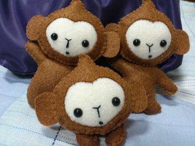 非賣區-猴子系列